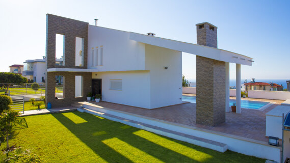 North Cyprus villa in Catalkoy for sale