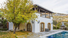 Сozy villa in a forest area of Malatya
