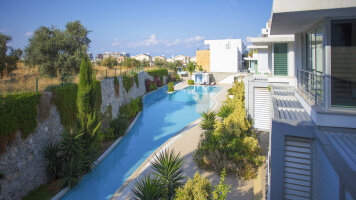 Fantastic apartments in Kyrenia