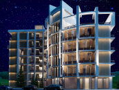 Big two-bedroom apartments in the center of Kyrenia