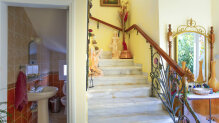 Three-bedroom fully furnished villa in Karsiyaka