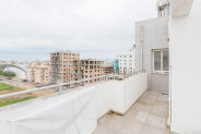 Spacious three-bedroom penthouse in the center of Famagusta
