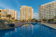 Fully equipped two-bedroom  resale apartments by the sea