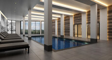 Three bedroom penthouse in a prestige complex