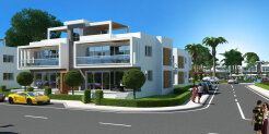 2+1 apartments in a new luxury complex by the sea
