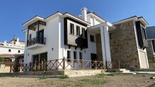 Villa 4 + 1 in 10 minutes of Bellapais Monastery