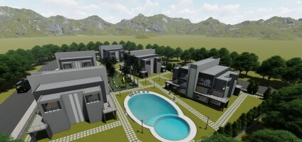 One bedroom apartments in Alsansak