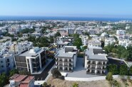 Great three-bedroom apartments in Alsancak