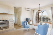 A wonderful two-bedroom penthouse in a beach complex