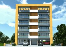 Two-bedroom apartments in the center of Famagusta