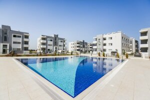 Cozy two-bedroom apartments in Famagusta