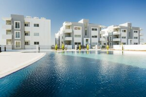 Three-bedroom apartments in the center of Famagusta