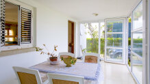Spacious three-bedroom villa with garden in Catalkoy