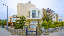 Very good villa in Guzelyurt