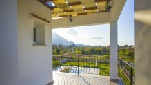 Nice three-bedroom villa in Lapta