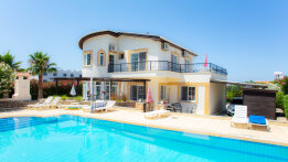 4 bedroom villa in North Cyprus