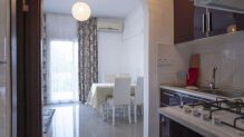 One bedroom appartments in Lapta