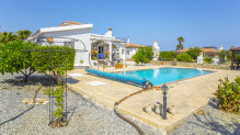 Spacious villa in Karsiyaka with great mountain view