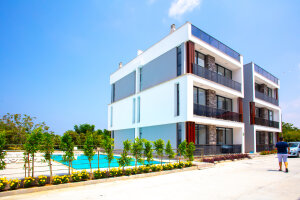 2+1 Apartments in Lapta