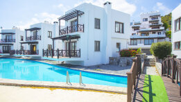 Three beedroom villa in Alsancak