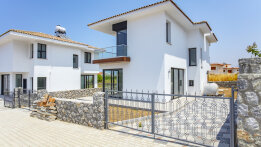 Three bedroom villa in Alsansak