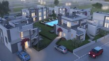 One bedroom apartments in Catalkoy area