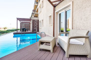 Comfortable apartments with private swimming pool