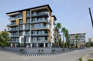 Two bedroom aparments in Kyrenia