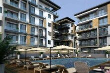 One bedroom aparments in Kyrenia