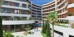 Two bedroom appartments in center of Kyrenia