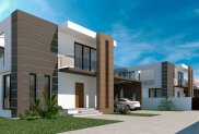 4 + 1 villa under construction in Ozankoy
