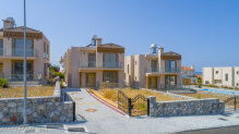 New luxury three bedroom villa in Lapta