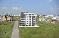 Comfortable apartments in the central Famagusta