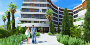 One bedroom appartments in center of Kyrenia