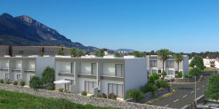 Under construction 3+1 townhouse with garden and terrace