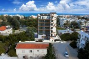 Two bedroom apartments in Kyrenia city center