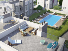 Two bedroom apartments in Catalkoy area