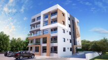 One-bedroom apartments in Famagusta city center