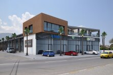 Commercial properties in Karaoglanoglu