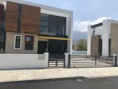Compact and modern villa in Girne