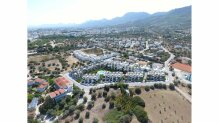 2+1 apartments in the center of Kyrenia