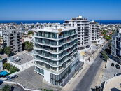 Ready to move in 1+1 apartments in the center of Kyrenia