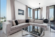 Ready to move in modern 2+1 apartment in the center of Kyrenia