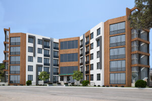 New hotel/dormitory in Kyrenia City Center