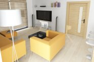 Three bedroom apartments in Catalkoy area