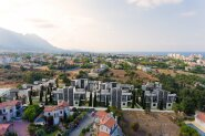 New modern villas  in Yesiltepe