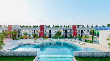 Two bedroom aparments near the sea